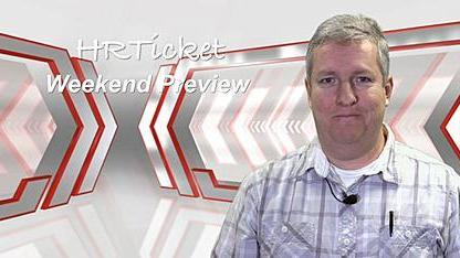 Video: HRTicket Weekend Preview