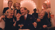 REVIEW: 'The Grand Budapest Hotel' ★★&#9733 1/2