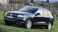 Volkswagen Touareg Hybrid's selling point is power, not fuel economy