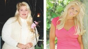 Springs author loses 200 pounds on 'journey to wellness'