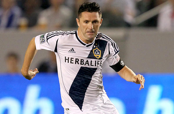 Herbalife has been a primary sponsor of the Los Angeles Galaxy and star forward Robbie Keane.