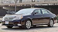 Restyled Toyota Avalon retains old-school appeal