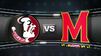 Terps fall to FSU on last-second shot [Video]