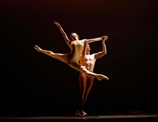 """Return to a Strange Land"" is part of Los Angeles Ballet's ""Quartet"" program."