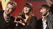 Complete winners for 53rd Grammy Awards