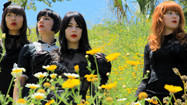 'I've never experienced death that closely': Dum Dum Girls work through tragedy, move beyond