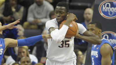 UConn Men Rout Memphis, Will Face Cincy In AAC Semifinals