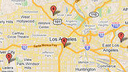 Interactive map: Los Angeles Community College District