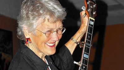 A chat with Peggy Seeger, Pete's sister