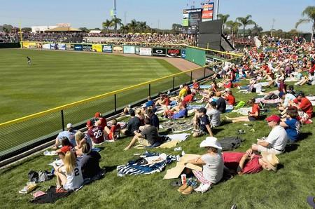 Spring Training -- New York Yankees and Philadelphia Phillies