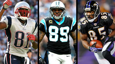 Production and big dollars still exist for older NFL wide receivers like Steve Smith
