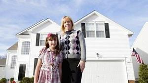 Fallen home prices sting military families with PCS or