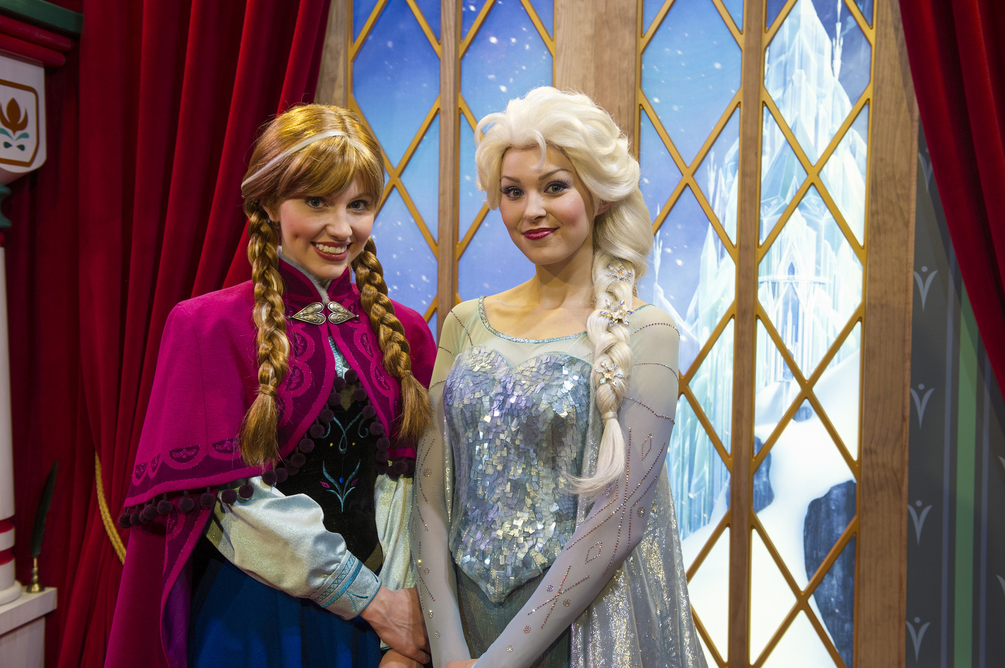 Disney Frozen Characters Moving To Magic Kingdom Orlando Sentinel