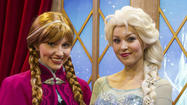 'Frozen' characters moving from Epcot to Magic Kingdom next month