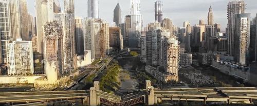 "Scene from ""Divergent."""