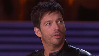 "Harry Connick Jr.'s Big ""Idol"" Surprise"