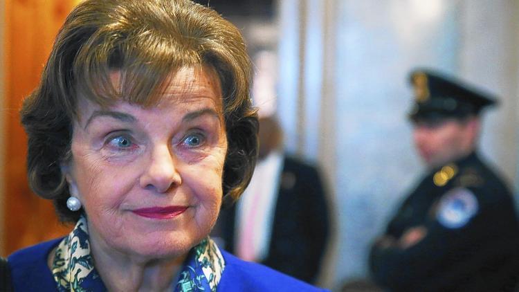 Sen. Dianne Feinstein (D-Calif.) (Mark Wilson / Getty Images)