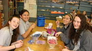 St. Pius X Student Council Service Club Doing Good Works