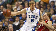 Duke ends Maryland's ACC tournament with 87-71 quarterfinal win