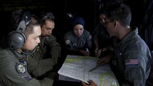 Malaysia Airlines investigators suggest foul play
