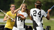 Girls lacrosse: By the numbers