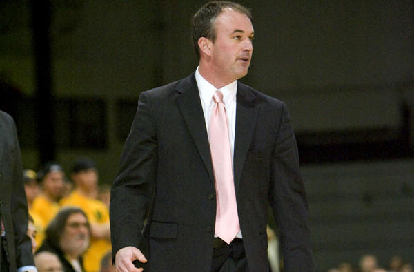 Saul Phillips has guided North Dakota State to two NCAA tournament appearances, in 2009 and this season.