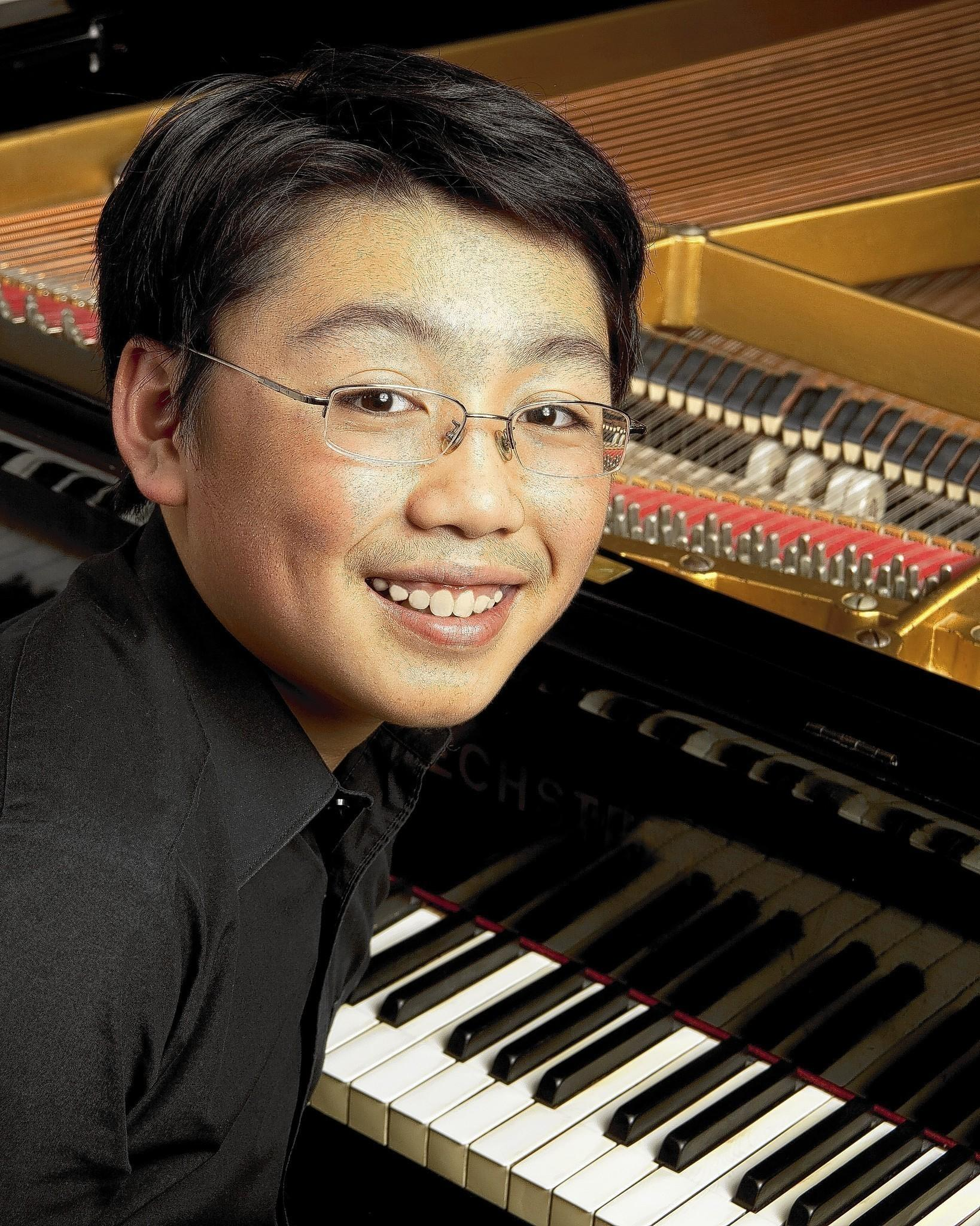 The precocious piano talent of George Li will be the centerpiece of the March 22 Candlelight Concert.