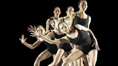 Hubbard Dance on a wild ride with all-Kylian program