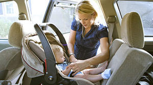 An about-face on children's car seats