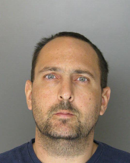 Timothy Virts is shown in this police photograph.