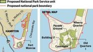 Fort Monroe Authority backs National Park