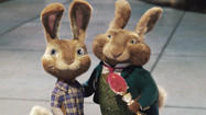 Rabbits in the movies