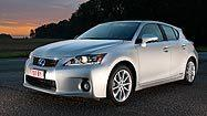The 2011 Lexus CT200h