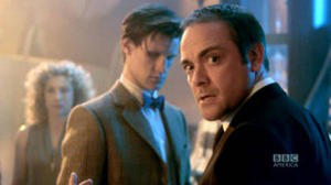 Mark Sheppard on 'Doctor Who' Season 6: Huge!