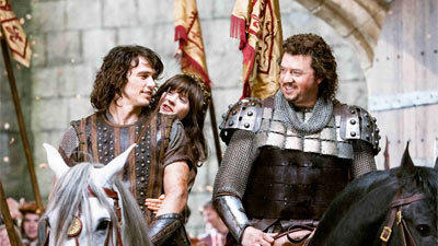 Feudal farce overtly inaccurate medieval films chicago for Farcical films