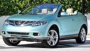 The 2011 Nissan Murano CrossCabriolet
