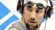 Sun coverage: Michael Phelps