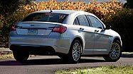 The 2011 Chrysler 200