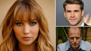 Meet the main cast / characters of 'The Hunger Games'