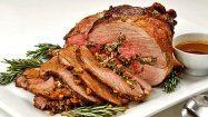 The California Cook: Stuffed leg of lamb — it's worth the effort