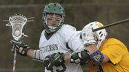 Stevenson men rout St. Mary's in CAC semifinal, 16-7