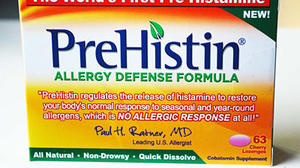 Alleviating season allergy symptoms naturally