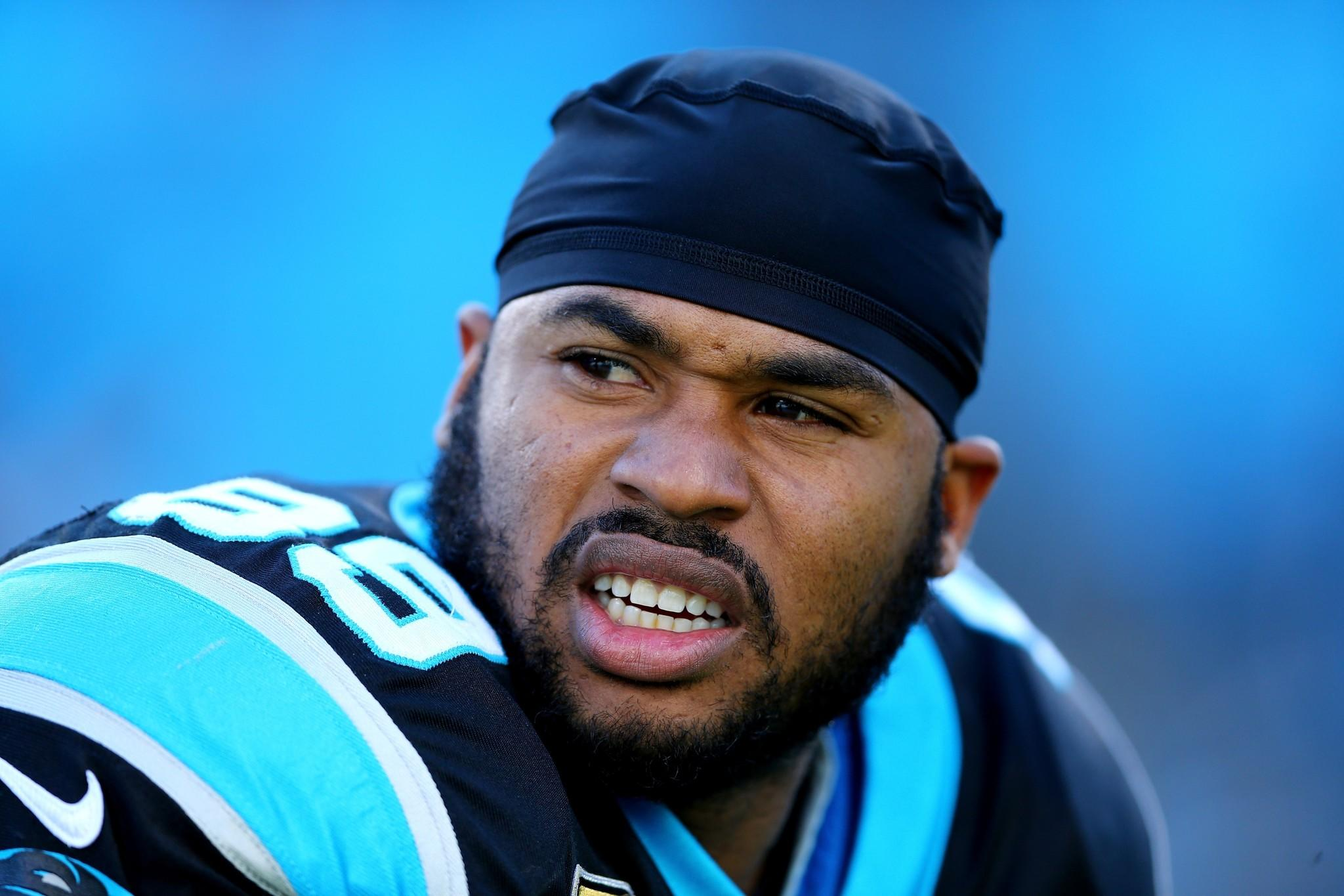 According to reports March 13, 2014, the Carolina Panthers have released long time receiver Steve Smith.