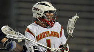 Maryland attackman Catalino back on track