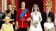 Photos: William and Kate: The royal wedding