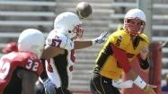 O'Brien shines in Terps' spring football game