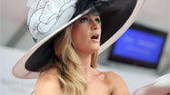 Pictures: Celebrities at the 2011 Kentucky Derby