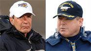 Towson's Seaman, Navy's Meade resign