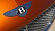 The 2011 Bentley Continental GT