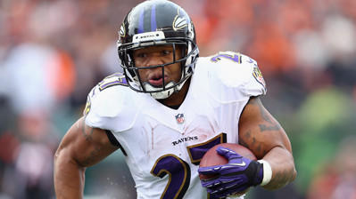 Trainer says Ravens running back Ray Rice has lost 15 pounds, d…